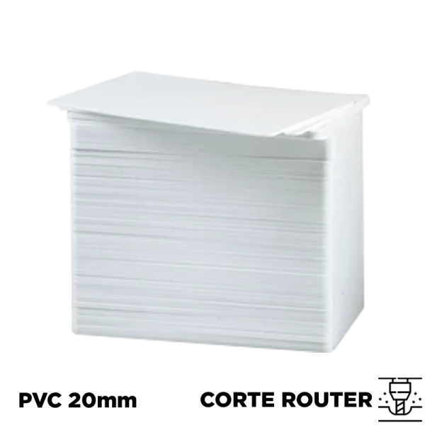 Corte PVC 20mm