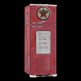 Adesivo Geladeira Bomba De Gasolina 01 Vinil Branco  4x0 Brilho, Fosco  Cód: 174435